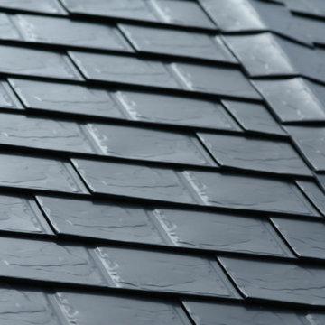 SuperRoof - Aluminum Slate Roof