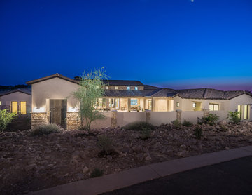 Superstition Mountain Traditional Style Home