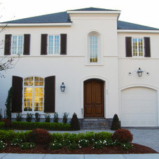 Traditional Exterior by Jefferson Door Company