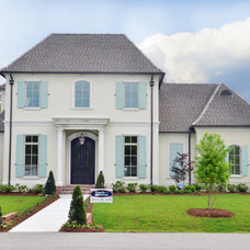 Traditional Exterior by Jefferson Door Co.