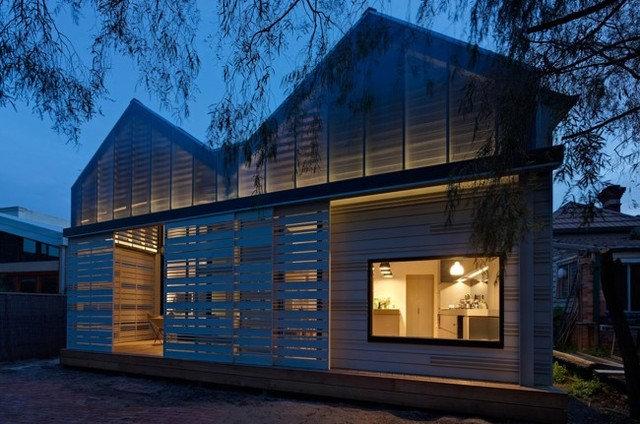 Contemporary Exterior by Designhunter