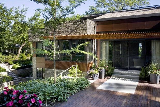 Contemporary Exterior by Narofsky Architecture + ways2design