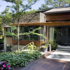modern exterior by Narofsky Architecture + ways2design