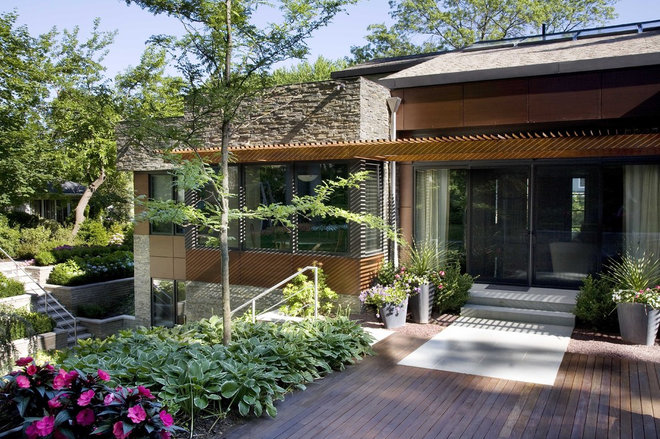 Contemporary Exterior by Narofsky Architecture + ways2design