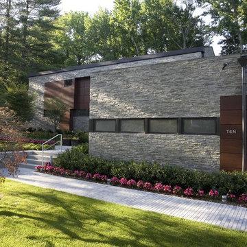Sustainable Long Island Residence