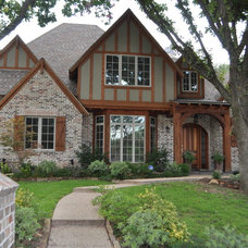 Traditional Exterior by 3rd Street Custom Homes