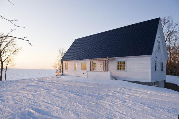 Contemporaneo Facciata by Andrea Swan - Swan Architecture