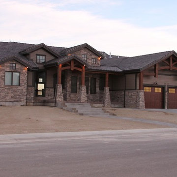 Sweetwater Station, Rock Springs WY, Amundsen Construction