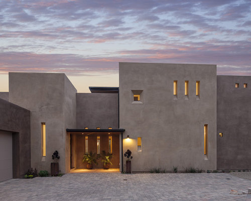 modern stucco photos - Stucco Design Ideas