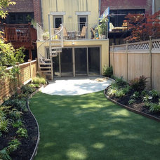 Traditional Exterior by Little Miracles Designs