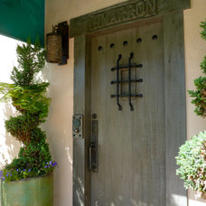 Eclectic Exterior by T. A. Wolfson Design