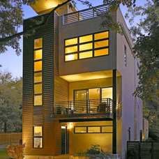 Modern Exterior by TaC studios, architects