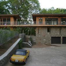Modern Exterior by Durden Architecture