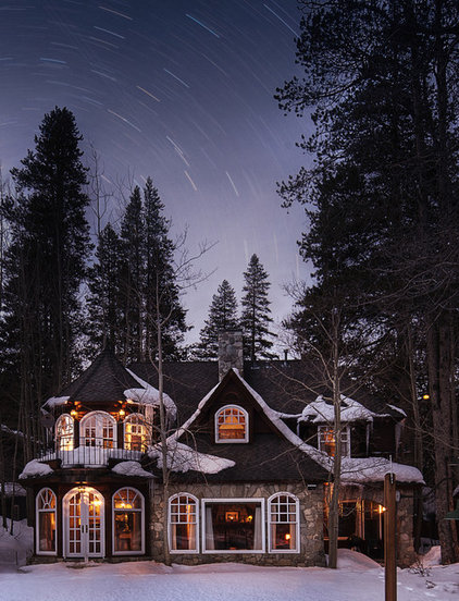 Rustic Exterior by Michael Kelley Photography