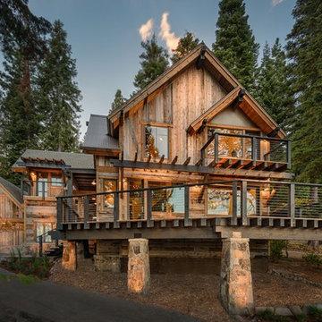 Tahoe Lakefront Retreat