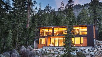 Tahoe Ski Cabin