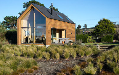 Houzz Tour: Simple Vacation Style in New Zealand