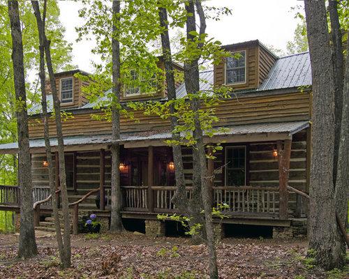 Log Cabin Home Design Ideas, Renovations & Photos