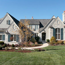 Traditional Exterior by Wanland Building Company, Inc.