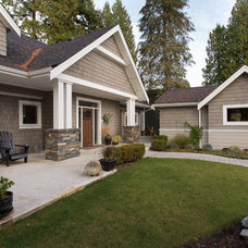 Transitional Exterior by Synthesis Design Inc.