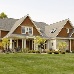 traditional exterior by Designs Galore, LLC