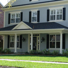 Traditional Exterior by Bay Harbour Homes, LLC