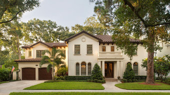 Tampa Residential Architecture Photography - September Builder Project