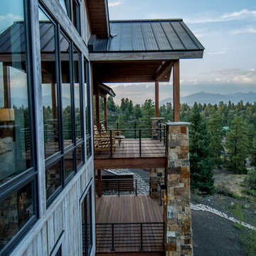 Tanglewood Contemporary Residence