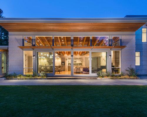 best contemporary exterior home design ideas remodel pictures houzz - Exterior Home Design Ideas