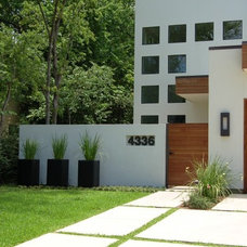 Modern Exterior by Classic Urban Homes