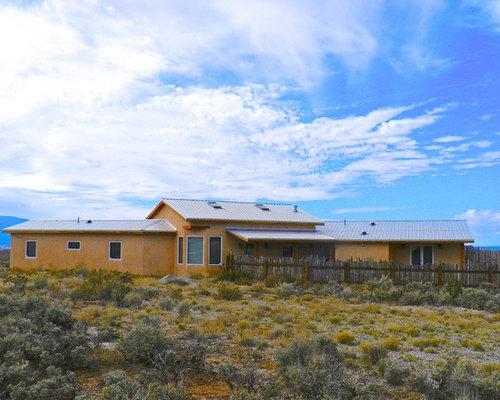 Houzz new mexico home designs design ideas remodel for New mexico home designs