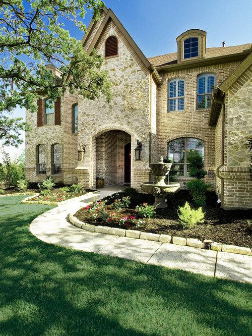Exterior Remodel: Best Brick And Stone Exterior Design Ideas & Remodel