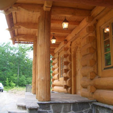 Traditional Artwork by CHLEBEK  architects & builders