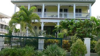 Tavernier Island Home