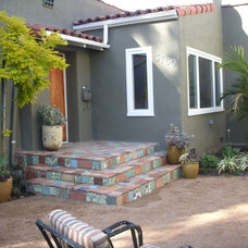 Eclectic Exterior by Taylor Green Homes