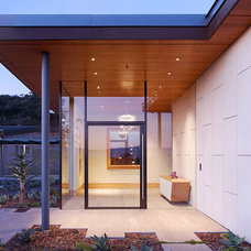 Exterior by Taylor Lombardo Architects