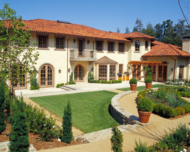 Spanish Exterior House Color