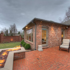 Traditional Exterior by Crawford Builders
