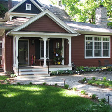 Traditional Exterior by Mark Austin Building and Remodeling