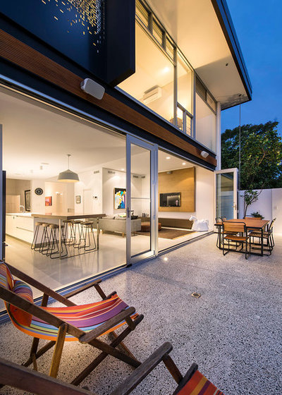 Modern Exterior by Mata Design Studio