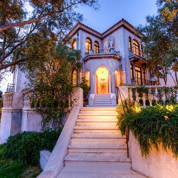 Telegraph Hill Italian Villa