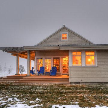Ten Broeck Farm - Winter 2013, Ellensberg WA