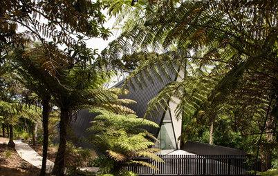 Casas Houzz: El sorprendente refugio de un arquitecto en Nueva Zelanda