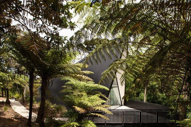 Contemporain Façade by Chris Tate Architecture