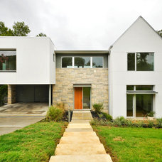 Modern Exterior by Don Harris, Architect
