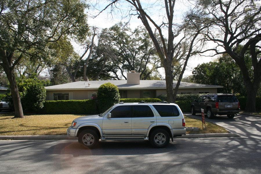 Terrell Hills Home