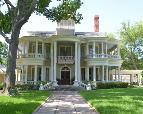 Restored Victorian Before And After Home Design Ideas
