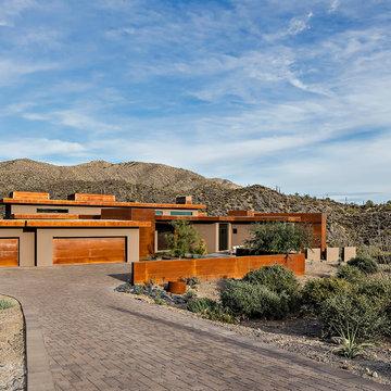 Terry Kilbane / Desert Modern / Saguaro Forest / Desert Mountain