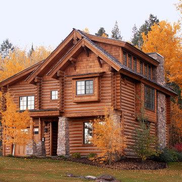 Teton Springs Forrest Cabins