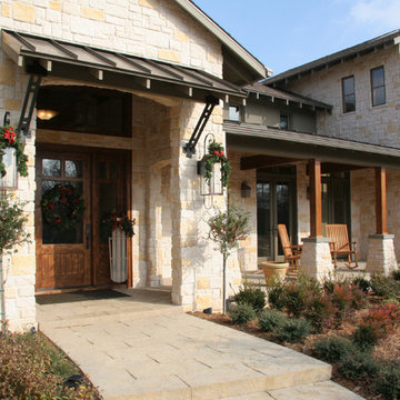 Texas Hill Country house